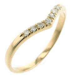 スタージュエリー STAR JEWELRY ダイヤモンド リング・指輪  K18イエローゴールド/ダイヤモンド 9号 ゴールド レディース K81223113
