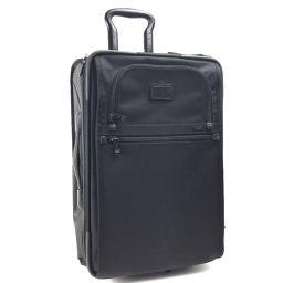 トゥミ TUMI アルファ エクスパンダブル キャリーオン スーツケース 20インチ 2輪  キャリーバッグ 22020DH  /バリスティックナイロン ブラック メンズ K90112712