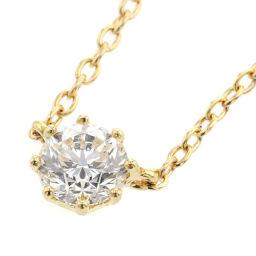 アーカー AHKAH ソルティアラウンド 0.15ct  ネックレス  K18イエローゴールド/ダイヤモンド ダイヤモンド0.15ct ゴールド レディース K90212268