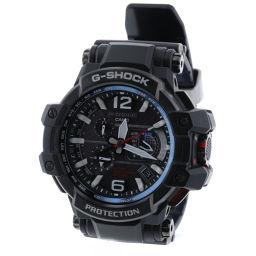 カシオ CASIO G-SHOCK グラビティマスター スカイコックピット GPSハイブリット電波ソーラー 腕時計 GPW-1000-1AJF  ステンレススチール/ラバー ブラック メンズ K90223171