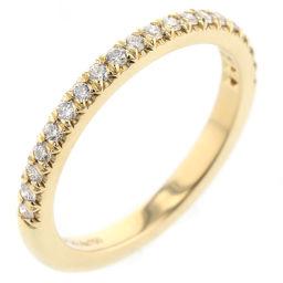 ティファニー TIFFANY&Co. ハーフサークル ソレストバンド リング・指輪  K18イエローゴールド/ダイヤモンド ダイヤモンド 6.5号 ゴールド レディース K90313397