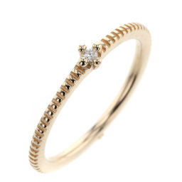 Ete ete Pinky No. 5 1P Ring / Ring K10 Yellow Gold / Diamond Diamond No. 5 Gold Women's K90323644
