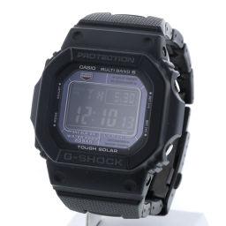 カシオ CASIO Gショック ソーラー デジタル文字盤  腕時計 GW-M5610  SS/ラバー ブラック ボーイズ K90423233