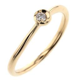 スタージュエリー STAR JEWELRY ムーンセッティング 1P 0.05ct リング・指輪  K18イエローゴールド/ダイヤモンド ダイヤモンド0.05ct 12号 ゴールド レディース K90423374