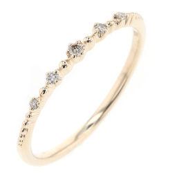 Noges NOJESS Pinky No. 3 0.02ct Ring / Ring K10 Yellow Gold / Diamond Diamond 0.02ct No. 3 Gold Women K90423507
