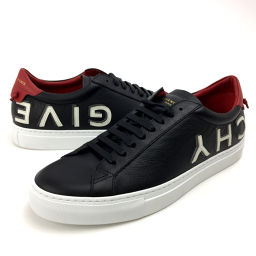 Givenchy GIVENCHY URBAN STREET SNEAKER Low sneakers BH001DH05Y leather / rubber black men's K90511284