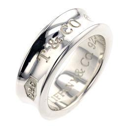 ティファニー TIFFANY&Co. 1837 約7mm リング・指輪  シルバー925 8号 レディース K90823735