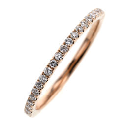 Aker AHKAH Tina 0.16ct Ring / Ring K18 Pink Gold Diamond 0.16ct 8 Gold Ladies K91023950