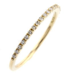 Ete ete Pinky Half Eternity Ring / Ring K18 Yellow Gold / Diamond Diamond 0.05ct about 1 Gold Ladies K91023972