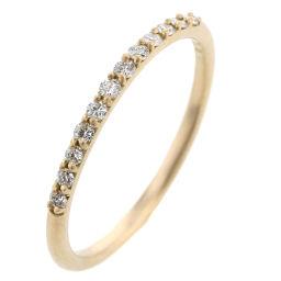 Arcer AHKAH Douzbrier 12P 0.12ct Ring / Ring K18 Yellow Gold / Diamond Diamond 0.12ct 9 No.Gold Ladies K91113146