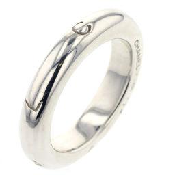 シャネル CHANEL ロゴ リング・指輪  シルバー925 14号 シルバー メンズ K91123300