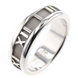 ティファニー TIFFANY&Co. アトラス 約6mm リング・指輪  シルバー925 11号 シルバー レディース R00309105