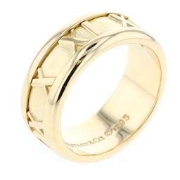 ティファニー TIFFANY&Co. アトラス リング・指輪  K18イエローゴールド 7号 ゴールド レディース R81019508