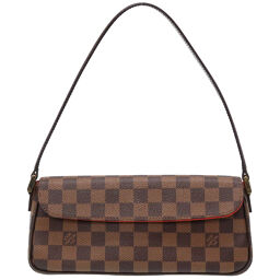 LVLOUIS VUITTON Decorator Damier N51299 Shoulder Bag Damier Canvas / Damier Canvas Ebene 0031 Ladies