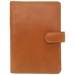 LVLOUIS VUITTON Agenda PM Nomad R20474 Notebook Cover Nomad / Nomad Brown 0032 Ladies