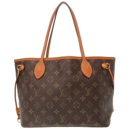 LVLOUIS VUITTON Neverfull PM Monogram M41000 Tote Bag Monogram Canvas / Monogram Canvas Brown 0040 Ladies
