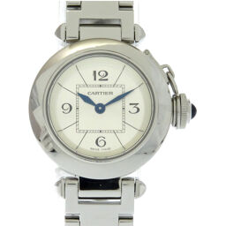 Cartier CARTIER Quartz Miss Pacha W3140007 Watch Stainless Steel / Stainless Steel Silver 0010 Ladies
