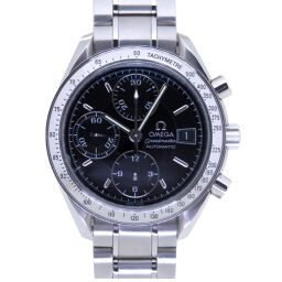 Omega OMEGA Automatic Speedmaster 3513.5 Watch Stainless Steel / Stainless Steel Black 0020 Men's