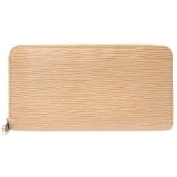 LVLOUIS VUITTON Zippy Wallet Epi M60719 Long Wallet Epi Leather / Epi Leather Dunne 0247 Ladies