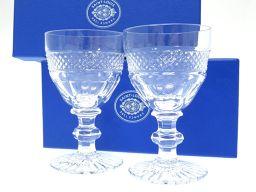 SAINT LOUISサンルイ ワイングラス グラス ガラス/ガラス クリア 0546 ユニセックス
