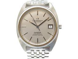 オメガOMEGA コンステレーション ジェラルドジェンタケース 腕時計 ステンレススチール/ステンレススチール シルバー 0611 メンズ