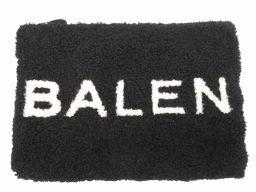 バレンシアガBALENCIAGA シアリングポーチ クラッチバッグ ムートン/レザー/ムートン ブラック 0559 メンズ