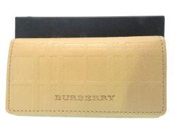 バーバリーBURBERRY 4連 キーケース レザー/レザー ベージュ 0081 メンズ