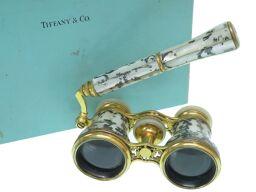 ティファニーTIFFANY&Co. 装飾 オペラグラス アンティーク その他雑貨 パールホワイト 0014 ユニセックス