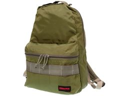Briefing Briefing Packable Backpack Daypack Canvas / Canvas Green 0088 Unisex
