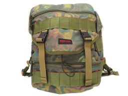 Briefing Briefing Camouflage Backpack Simple Flap Backpack Daypack Ikat Nylon Canvas / Ikat Nylon Canvas Camouflage 0209 Men
