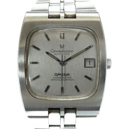 Omega OMEGA Chronometer Constellation Watch Stainless Steel / Stainless Steel Silver 0141 Men