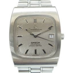 Omega OMEGA Chronometer Constellation Watch Stainless Steel / Stainless Steel Silver 0142 Mens