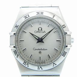 オメガOMEGA クオーツ コンステレーション 腕時計 ステンレススチール/ステンレススチール シルバー 0159 レディース