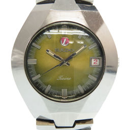 Rado RADO Automatic Ticino Watch Stainless Steel / Stainless Steel Yellow 0005 Men
