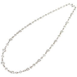 Loree Rodkin Mixed Gothic Link Chain Necklace Necklace K18 White Gold / Diamond / K18 White Gold Silver 0127 Men