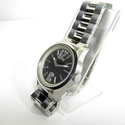 BVLGARI ブルガリ ST37S ソロテンポ 腕時計 137.3g ステンレススチール/サファイアガラス メンズ【910】