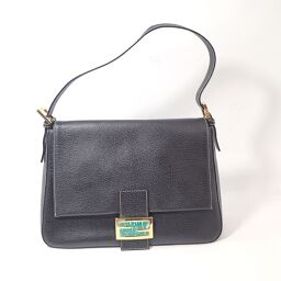 FENDI FENDI shoulder bag leather ladies [107]