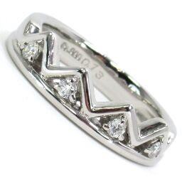SELECT JEWELRY Ring / Ring 7.6g Pt900 Diamond 0.13ct 11.5 Ladies [101]