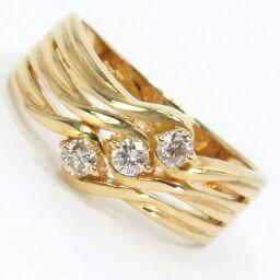 <html>    <body>   SELECT JEWELRY リング・指輪 4.2g K18 ダイヤモンド0.20ct 11.5号 レディース        </body> </html>