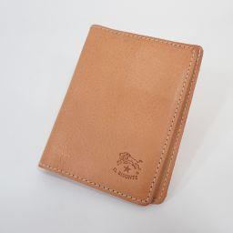 IL BISONTE イルビゾンテ カードケース レザー メンズ【1810】 【5mrt】