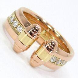 <html>    <body>   SELECT JEWELRY リング・指輪 8.1g K18 ダイヤモンド 9.5号 レディース        </body> </html>