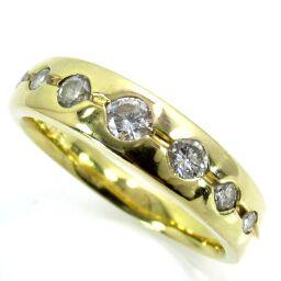 SELECT JEWELRY  リング・指輪 5.3g K18 ダイヤモンド0.51ct 13号 レディース【109】