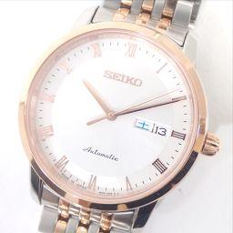 SEIKO セイコー 4R36-04E0 プレサージュ 腕時計 ステンレススチール メンズ【901】