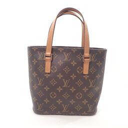 LOUIS VUITTON Louis Vuitton M51172 Vavan PM Handbag PVC Canvas Ladies