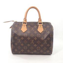 LOUIS VUITTON Louis Vuitton M41528 Speedy 25 Handbag PVC Canvas Ladies [106]