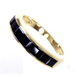 SELECT JEWELRY ring · ring 2.7 g K18 Onyx 11 Women's 【1809】 【20 mrt】