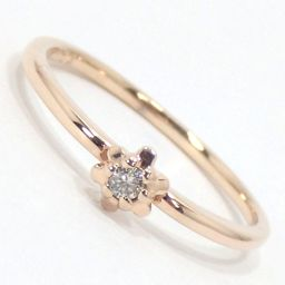 SELECT JEWELRY  TEKE-UP/テイクアップ リング・指輪 1g k10 ダイヤモンド0.03ct 9号 レディース【004】