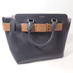 BURBERRY 4078578LLSM tote bag leather ladies [107]