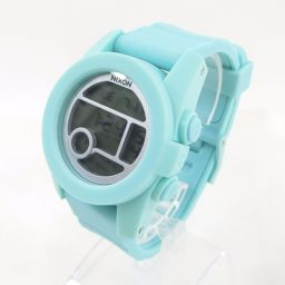 Nixon ニクソン NA490302 UNIT40 腕時計/シリコン ユニセックス
