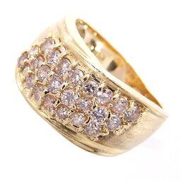 SELECT JEWELRY  リング・指輪 6.6g K18/ダイヤモンド ダイヤ1.00ct 14.5号 レディース【105】